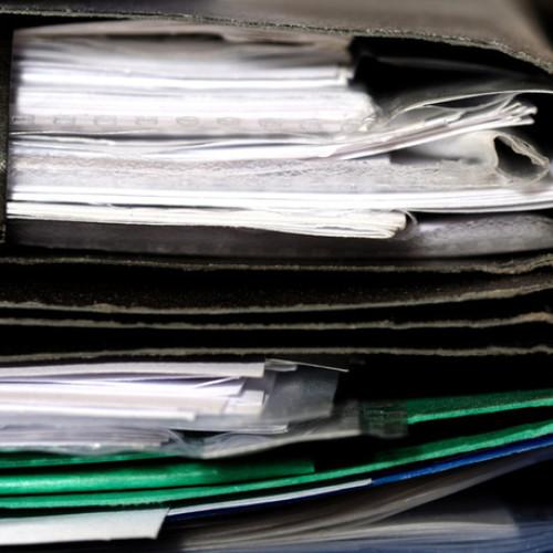 Czy zbieranie notatek służbowych jest konieczne?