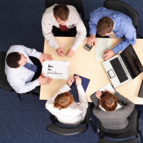 Spotkania biznesowe zmieniają charakter