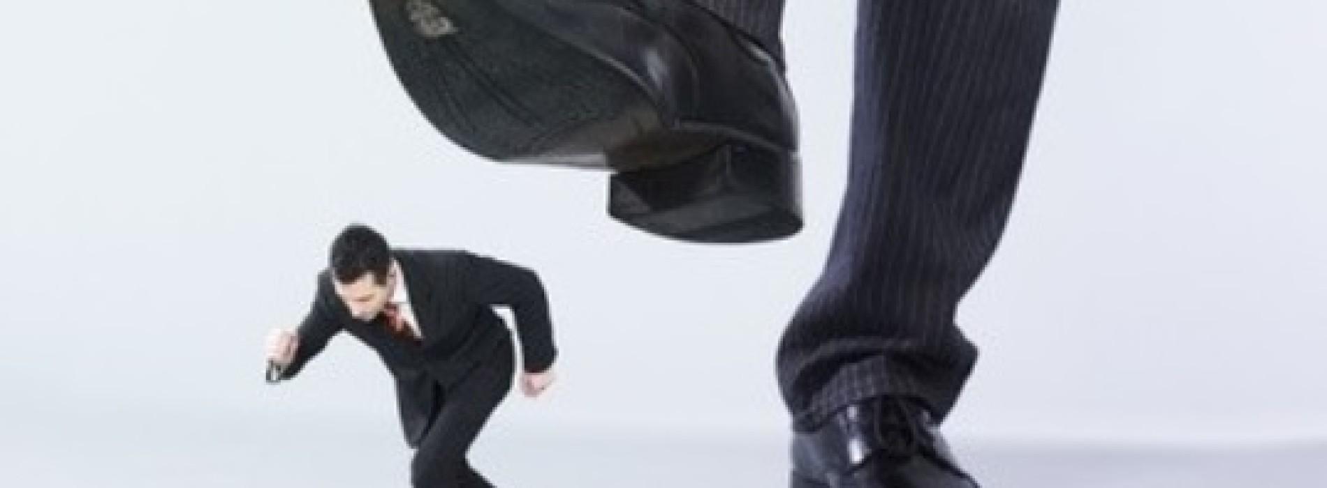Kto odpowiada za mobbing w miejscu pracy?