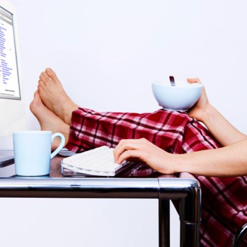 Czy pracownik powinien pracować w domu?