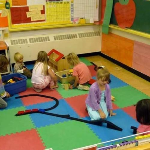 Jak UE dofinansuje przedszkola?