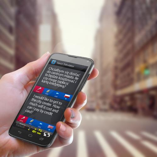 Vasco Traveler – tłumacz, GPS i telefon w jednym