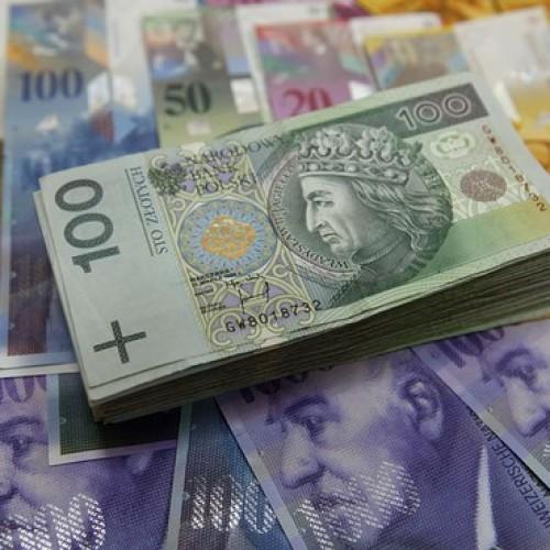 Nie tylko Polacy mają kłopot z drogim frankiem