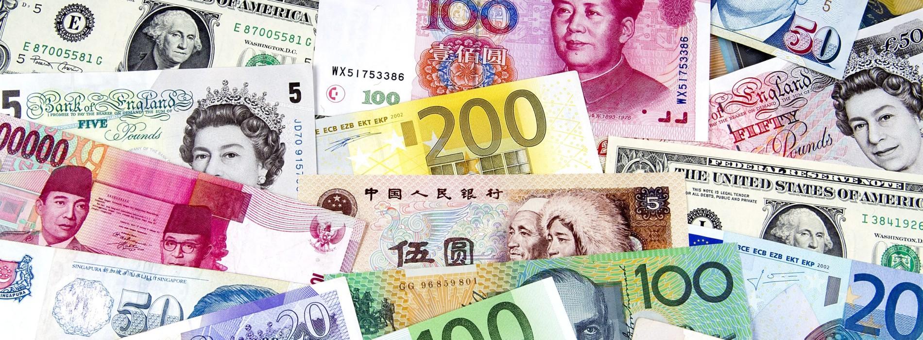 Kantor internetowy, wymiana walut online