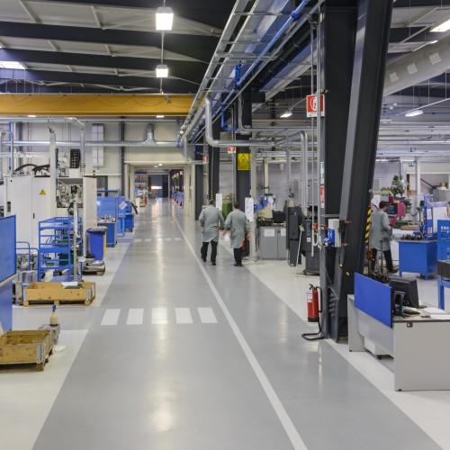 Efektywne wykorzystanie przestrzeni magazynowej i produkcyjnej