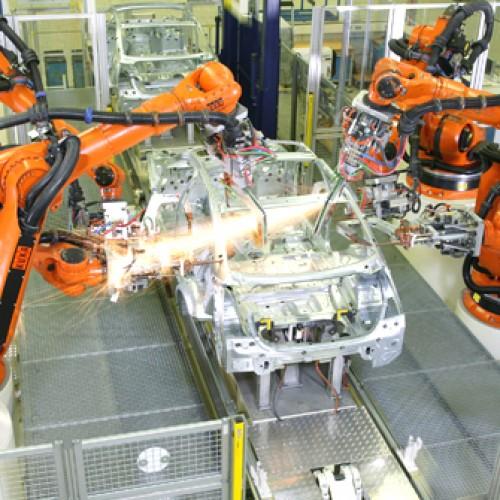Do 2025 roku 30 proc. siły roboczej zostanie zastąpiona robotami