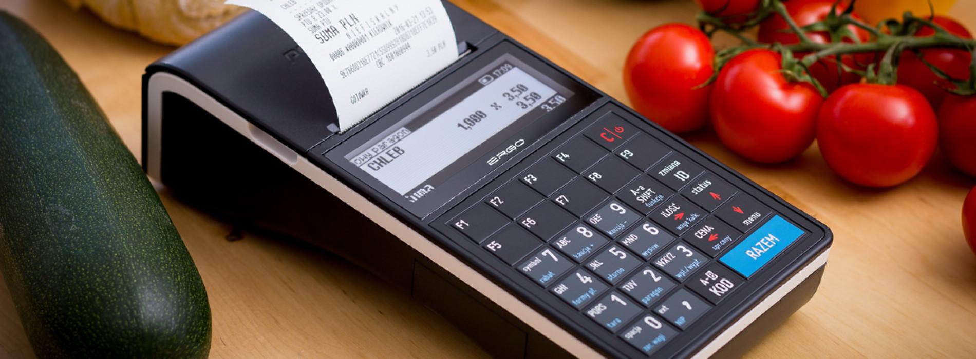 Posnet Ergo – kasa fiskalna, którą dostosujesz do potrzeb firmy