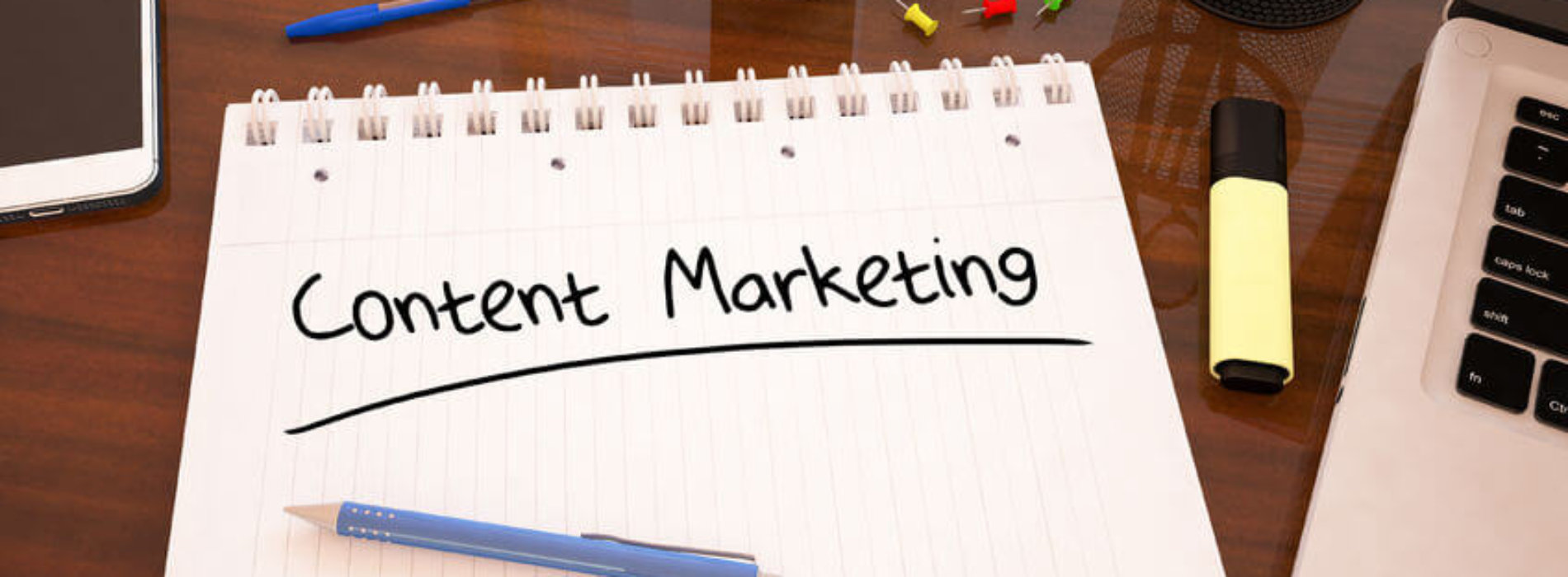 Marketing treści w prowadzeniu firmy