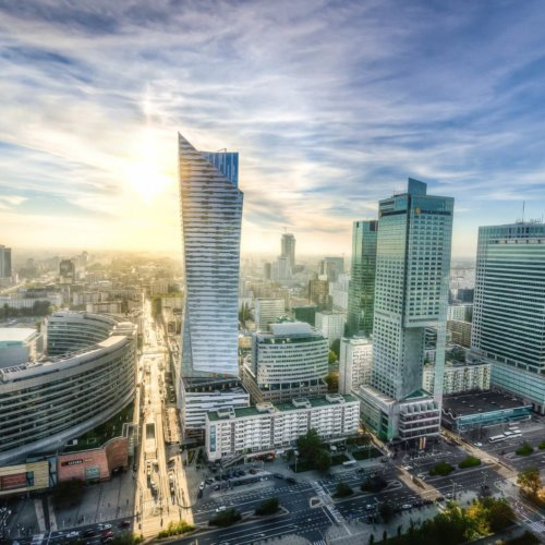 Warszawa i Gdańsk z rekordowymi transakcjami na rynku nieruchomości
