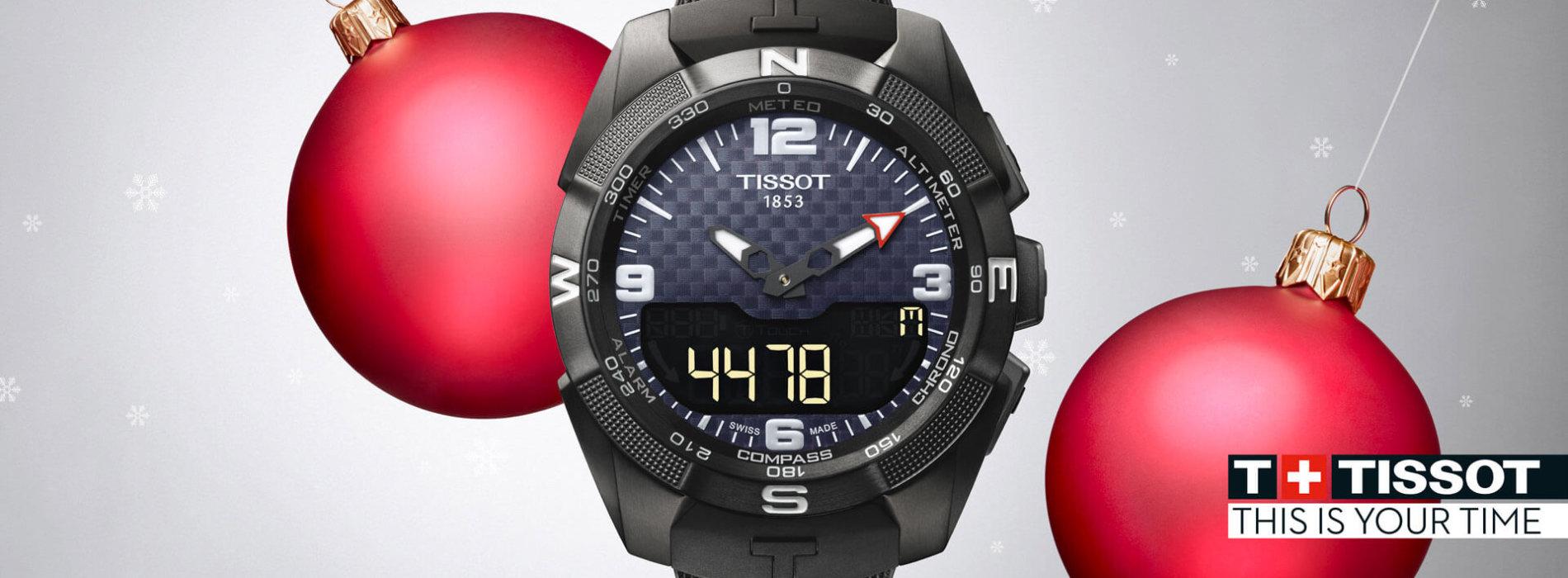 Tissot – zegarki ze sportowym DNA