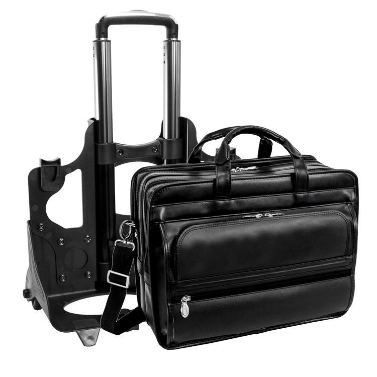 7363038a4b3ce Firma McKlein swoje walizki dedykuje przede wszystkim lekarzom, prawnikom  oraz innym biznesmenom, znajdującym się często w podróżach i rozjazdach.