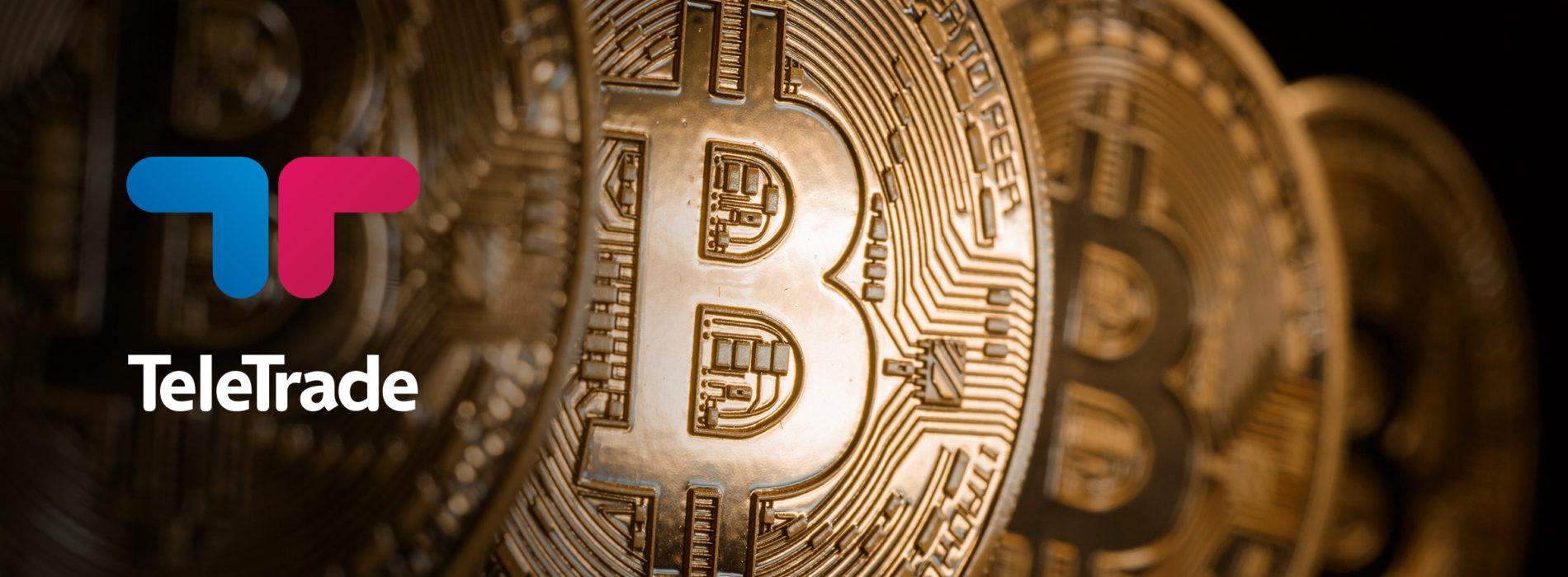 Bitcoin – nowe perspektywy inwestowania. Opinie specjalisty od kontraktów CFD na BTC TeleTrade – Zbigniew Grutkowski