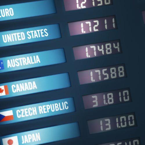 Od czego zależą kursy walut?