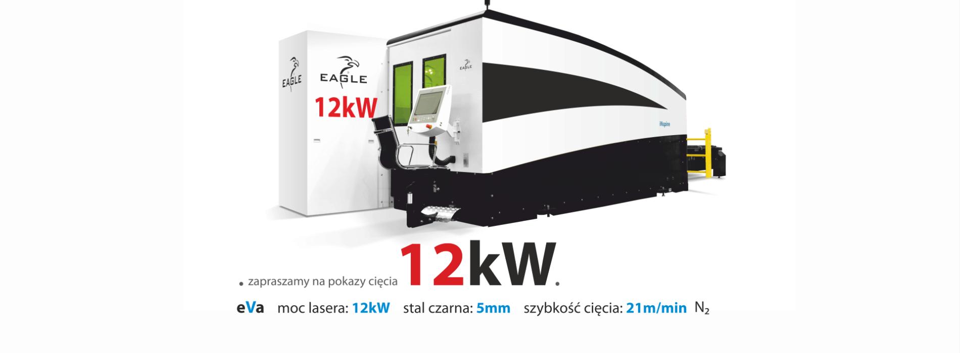 EAGLE zaprasza na targi STOM – LASER 2018 do Kielc