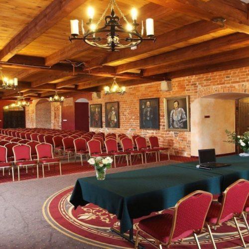 Hotel Gniew – wyjątkowe miejsce na szkolenie lub konferencję