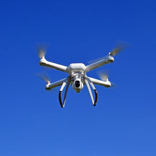 Drony coraz częściej wykorzystywane w celach biznesowych