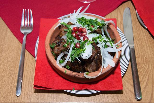 Kuchnia Gruzińska Charakterystyka I Tradycyjne Dania