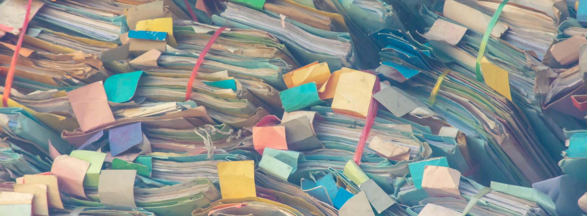 Niszczenie dokumentów przez firmę zewnętrzną a RODO