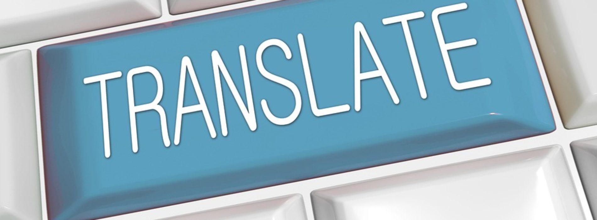 Profesjonalne tłumaczenie stron internetowych