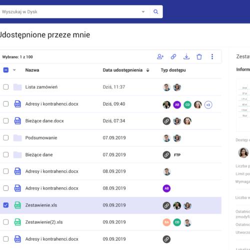 Comarch IBARD – sposób na udostępnianie szyfrowanych plików w Internecie