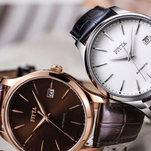 Fiyta- zegarki, które zawojowały światowym rynkiem