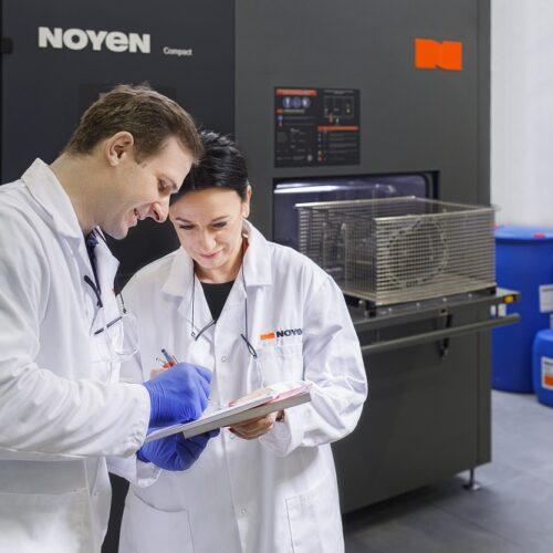 Jak innowacyjne rozwiązania wspierają przemysł?