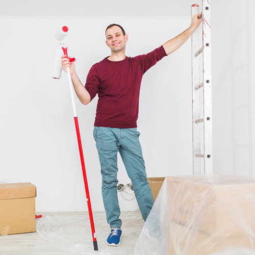 Jak zabezpieczyć mieszkanie przed pyłem podczas remontu?