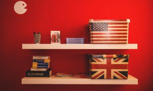 Język angielski Amerykański i Brytyjski. Jakie są między nimi różnice?