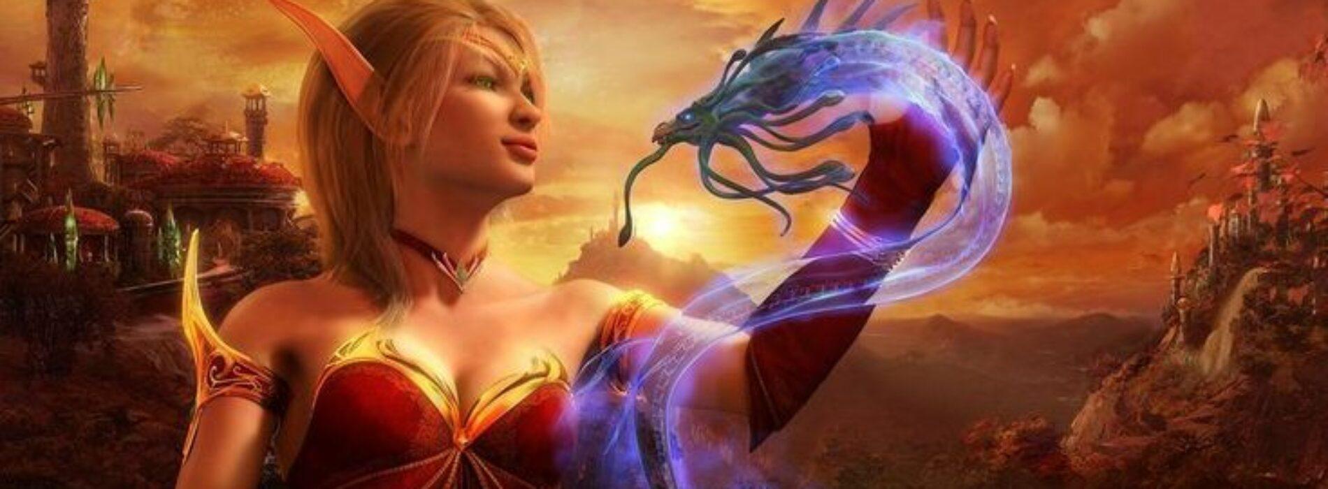 World of Warcraft Legion: Jak szybko zbierać starożytną manę?