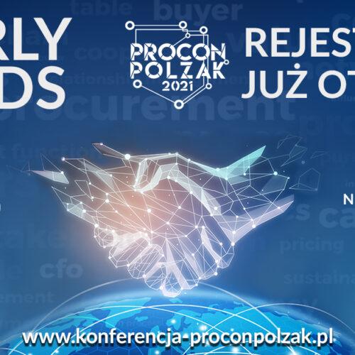 The New Procurement: Nowa era zakupów  – PROCON/POLZAK 2021